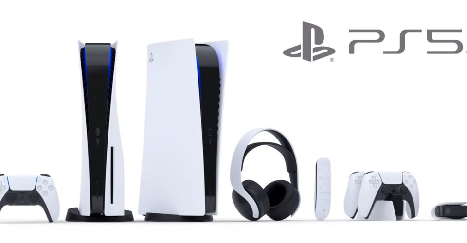 PS5 Concept Shows Slim Version of Console