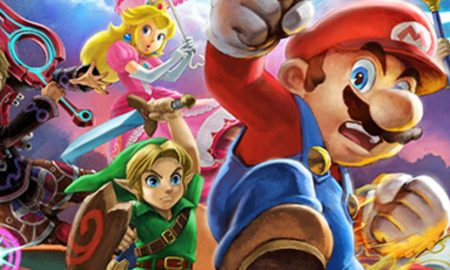 Epic Games Creative Director Reportedly Hints at Super Smash Bros Ultimate DLC Crossover
