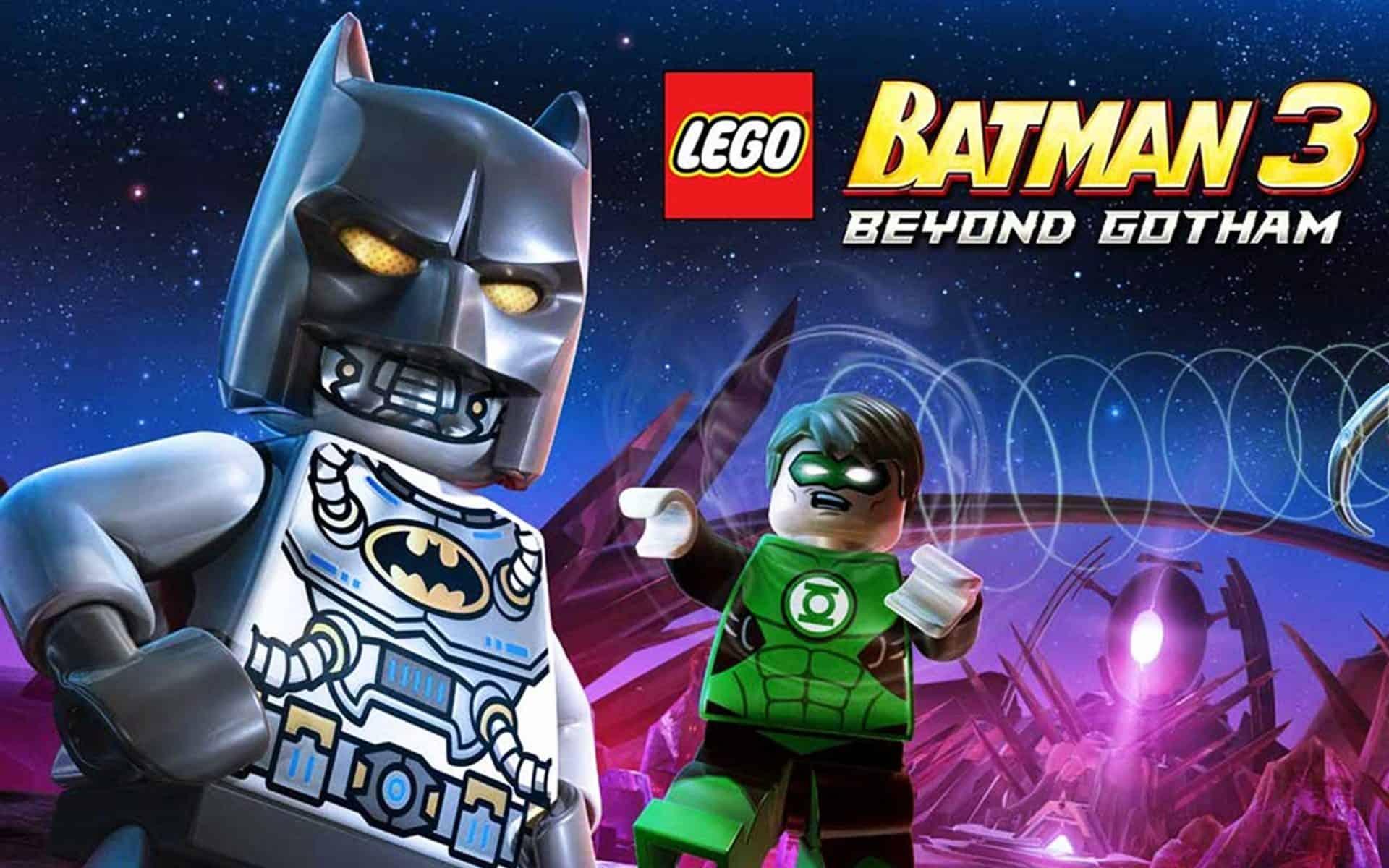 Lego Batman 3 Beyond Gotham PC Latest Version Free Download