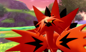 Pokemon Sword and Shield Legendary Bird Trio Are Found in the Wild