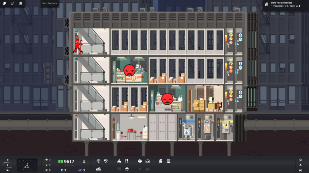 Project Highrise Version Full Mobile Game Free Download