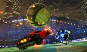 Rocket League Version Full Mobile Game Free Download