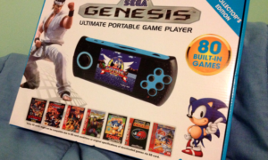 Sega Genesis Ultimate Portable PC Version Game Free Download