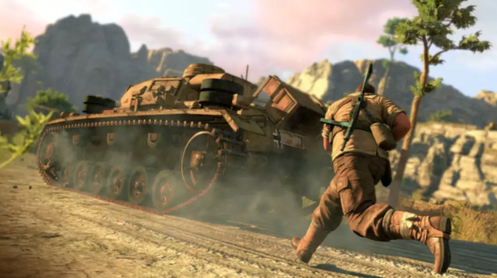 Sniper Elite 3 iOS Latest Version Free Download
