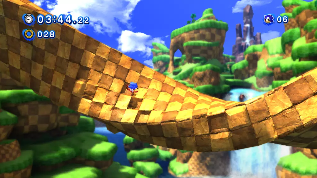 Sonic Generations iOS Latest Version Free Download