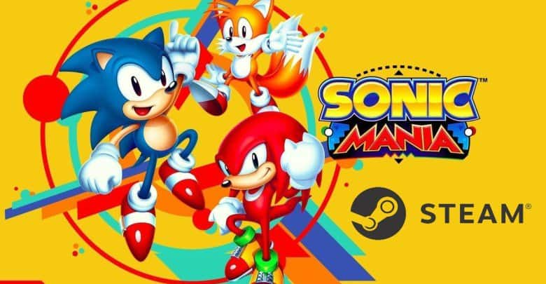 Sonic Mania Version Full Mobile Game Free Download