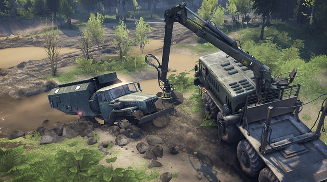 Spintires iOS Latest Version Free Download