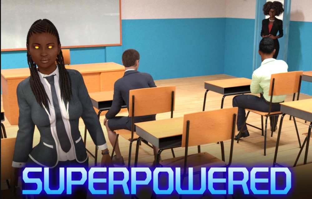 Superpowered PC Version Game Free Download