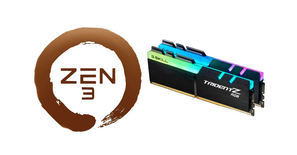 Leaked AMD Slide Reveals The Best Memory Speed For Zen 3 CPUs