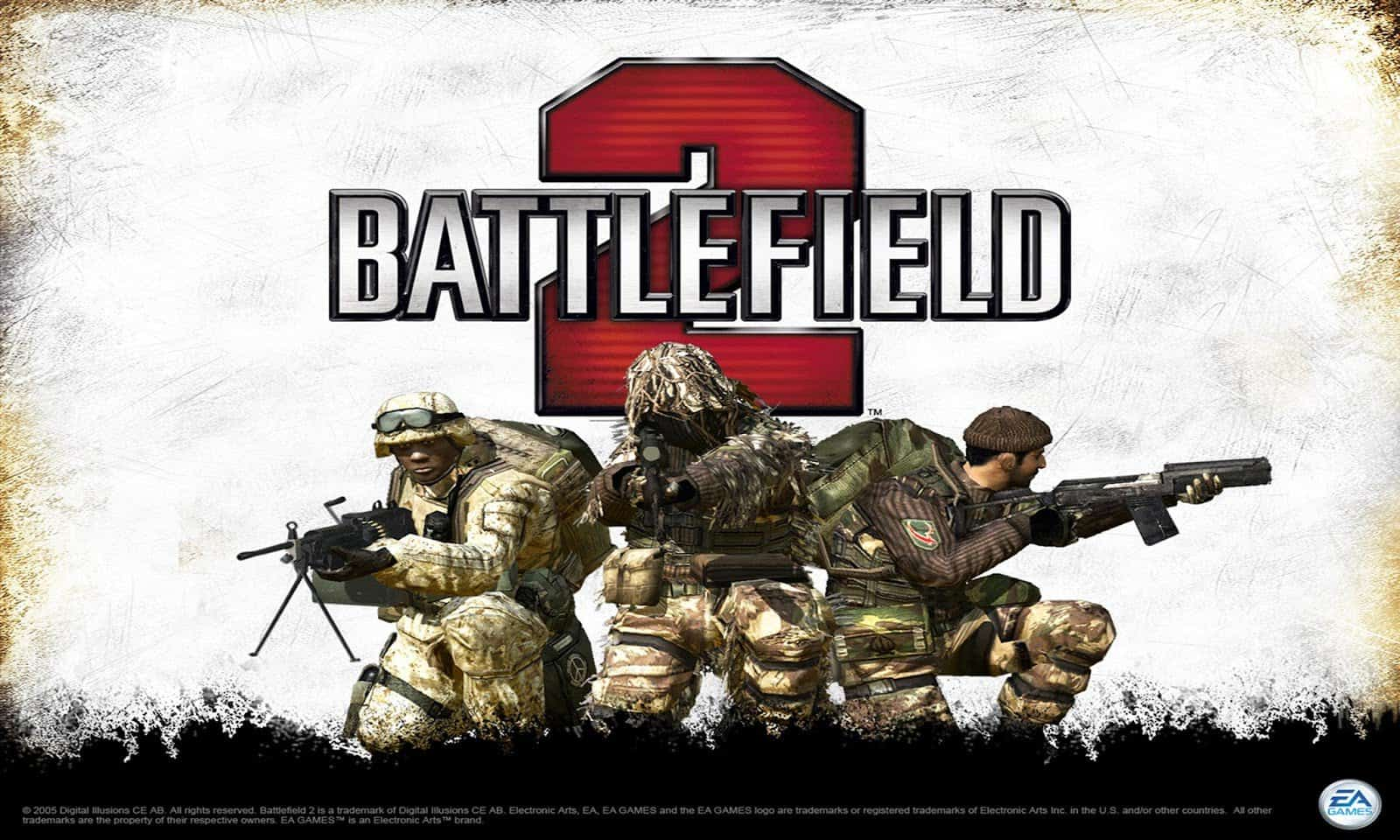 Battlefield 2 iOS/APK Full Version Free Download
