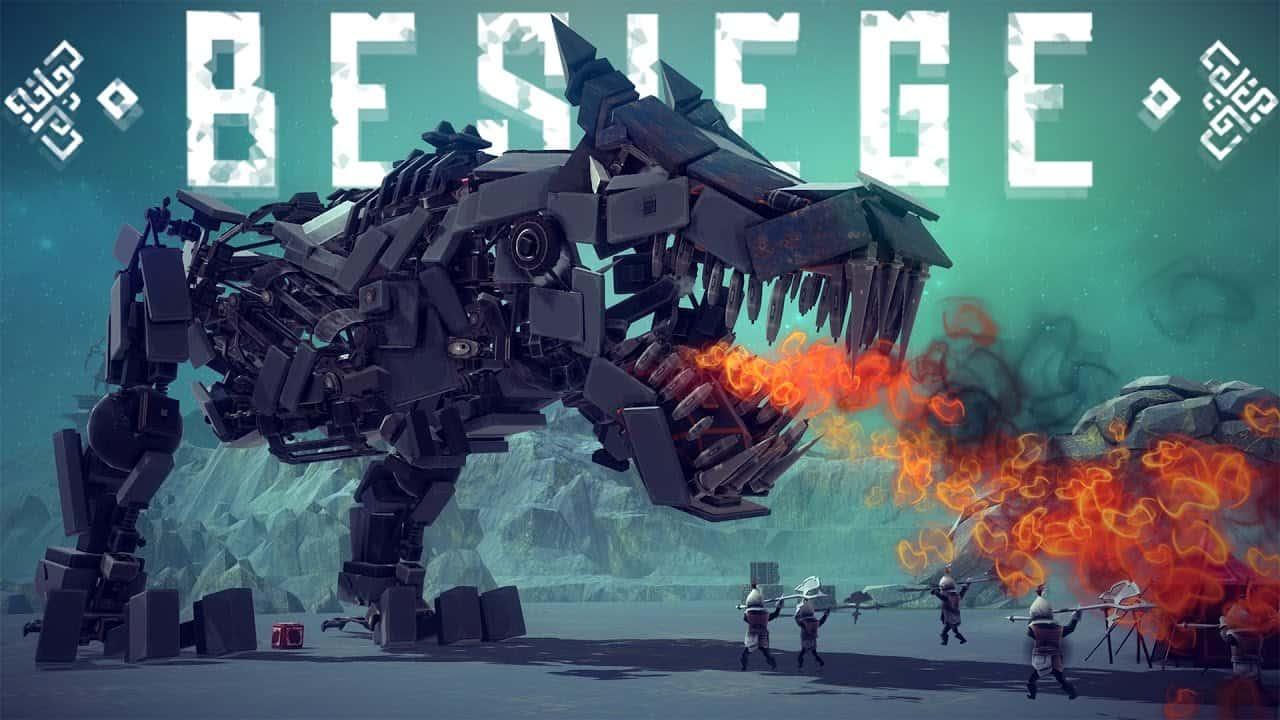 Besiege Version Full Mobile Game Free Download