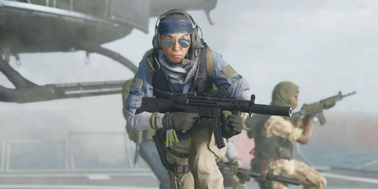 Call of Duty: Black Ops Cold War Beta Update Unlocks All Attachments