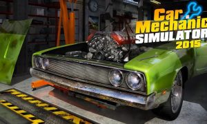Car Mechanic Simulator 2015 PC Version Game Free Download