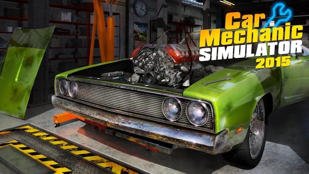 Car Mechanic Simulator 2015 PC Version Game Free Download