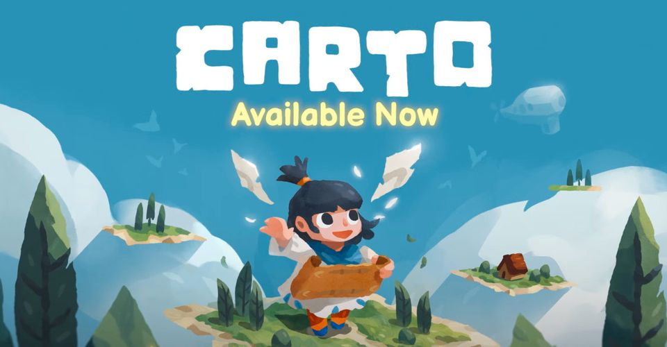 Map-Building Adventure Game Carto Launches