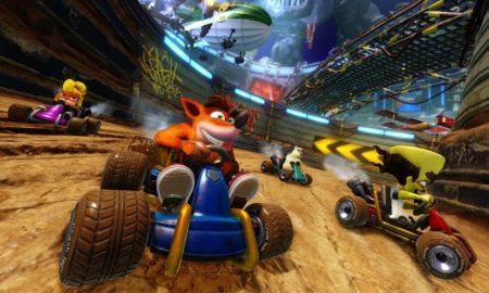 Crash Team Racing Nitro Fueled PC Latest Version Game Free Download