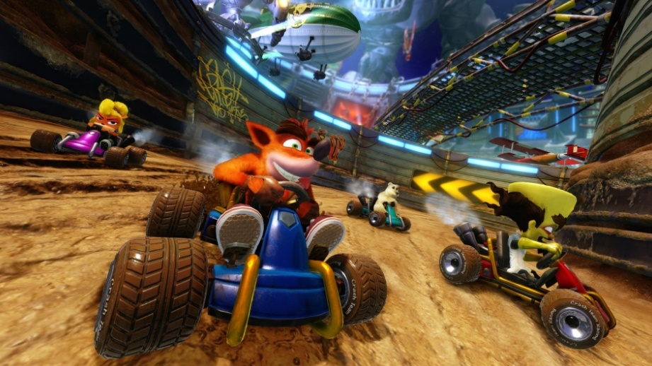 Crash Team Racing Nitro Fueled PC Latest Version Game Free Download