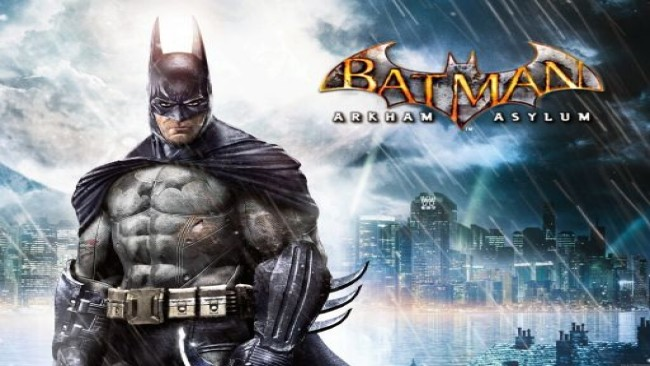 Batman: Arkham Asylum Game Of The Year Edition PC Game Free Download