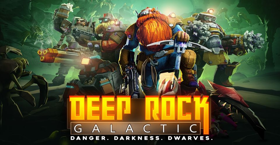 Deep Rock Galactic Adds Two New Missions