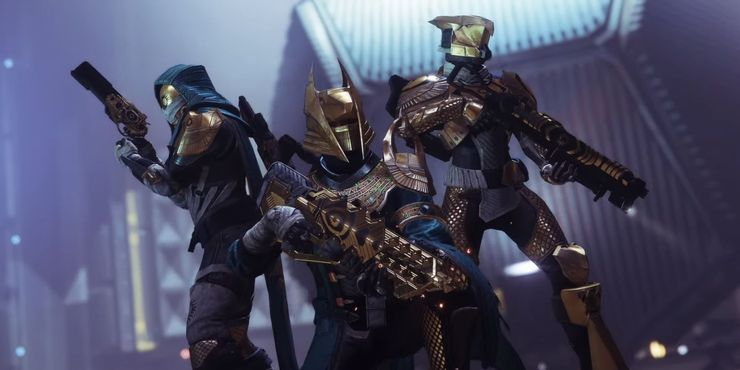 How Adept Weapons Will Work in Destiny 2: Beyond Light
