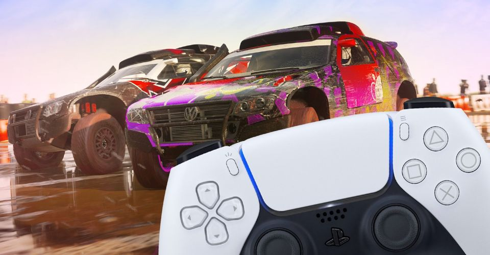 Dirt 5 Confirmed as PS5 Launch Title, Special Features Detailed