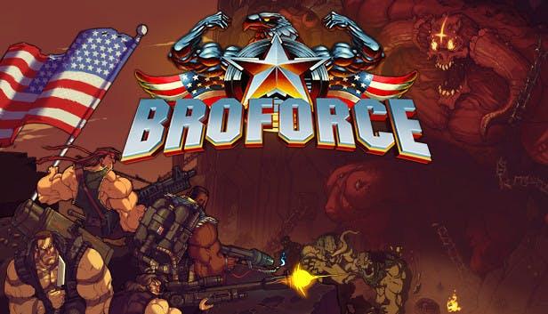 Broforce PC Game Free Download