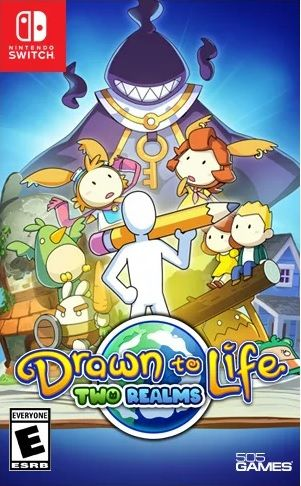 Drawn to Life: Two Realms Leaked for Switch