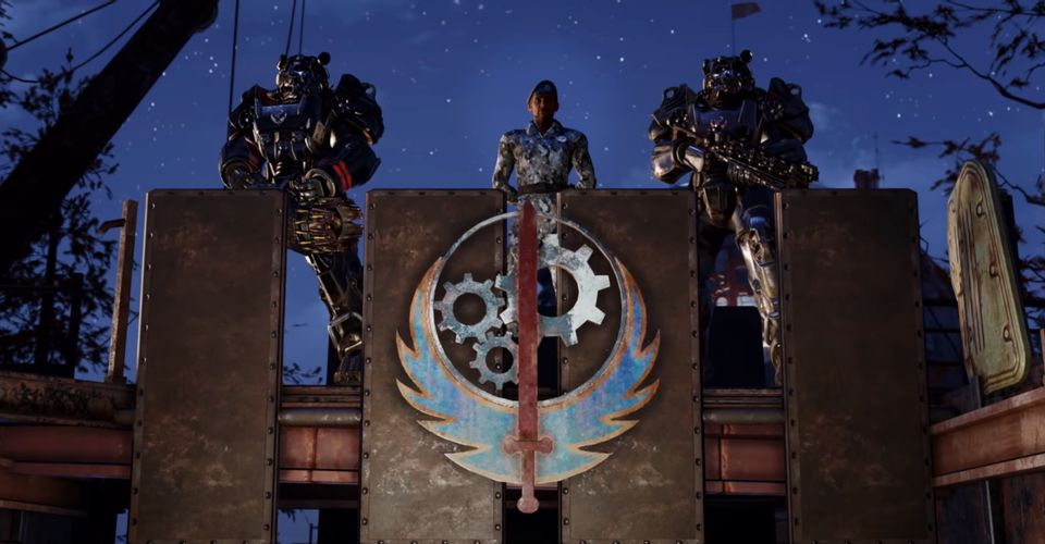 Fallout 76 Brotherhood of Steel Questline Will Be Arriving This December