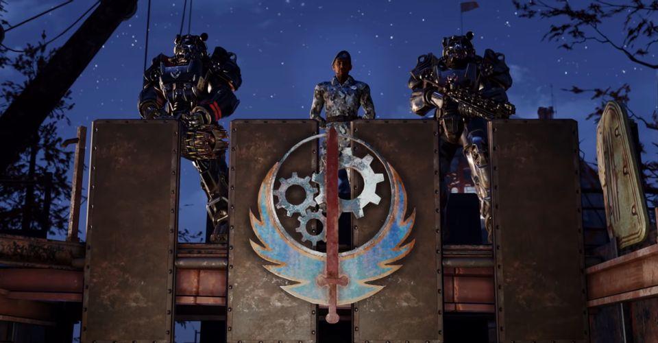Fallout 76 Gets New 'Steel Dawn' Recruitment Trailer