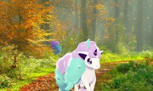 Pokemon GO Teases Galarian Ponyta