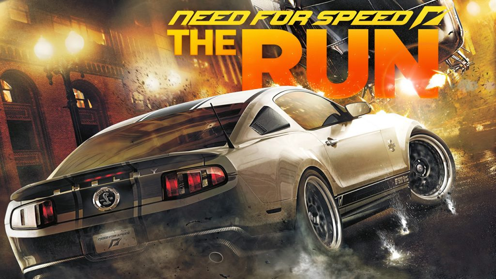 Need For Speed The Run Limited Edition iOS/APK Version Full Game Free Download