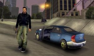 GTA 3 Gets Unofficial PS Vita Port