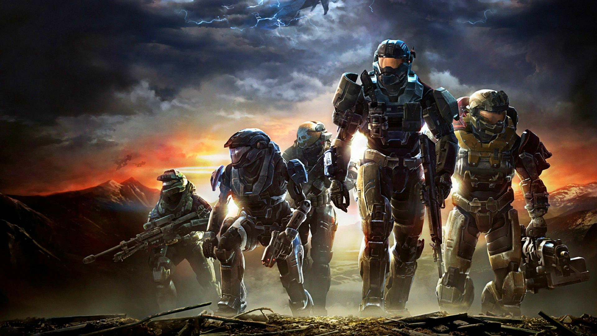 Halo Reach PC Version Full Game Free Download