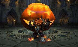 World of Warcraft Update Lets Players Earn Headless Horseman's Hearthstones