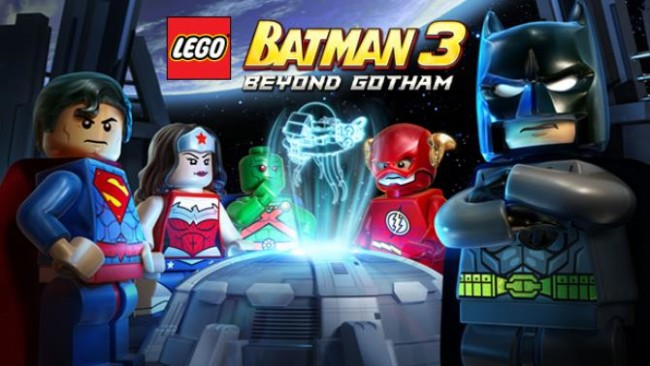 Lego Batman 3: Beyond Gotham PC Game Free Download