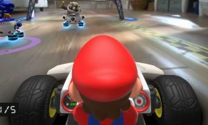 Cats Are Freaking Out Over Mario Kart Live: Home Circuit