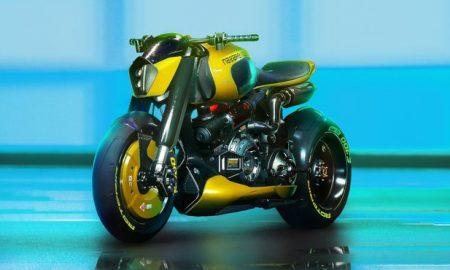 Cyberpunk 2077: Keanu Reeves' Motorcycles