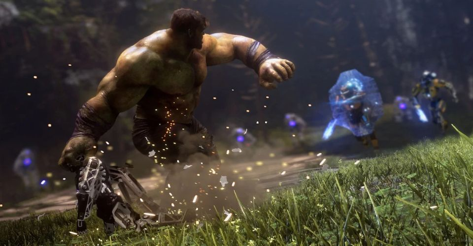 Marvel's Avengers Sales Charts Tops September