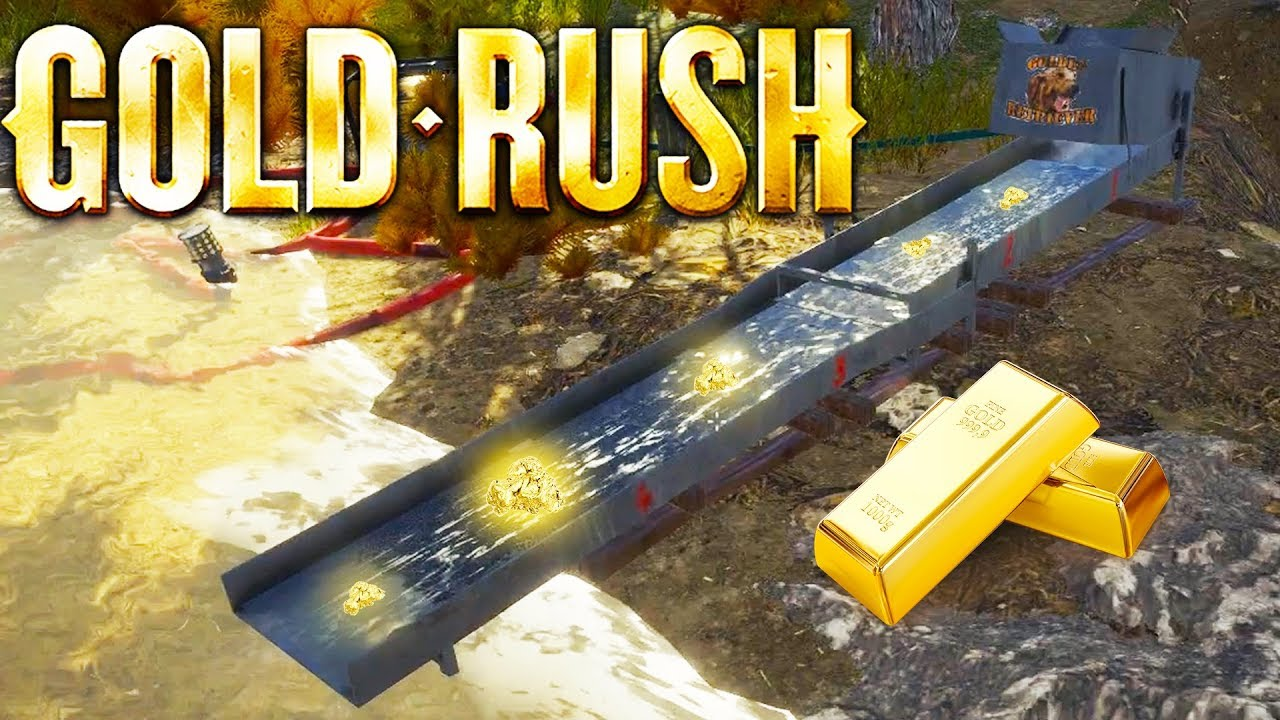 Gold Rush The Game iOS/APK Full Version Free Download
