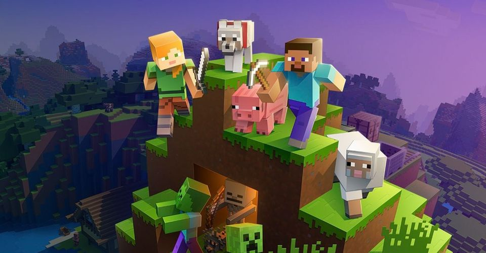 Minecraft PC Version Full Game Free Download