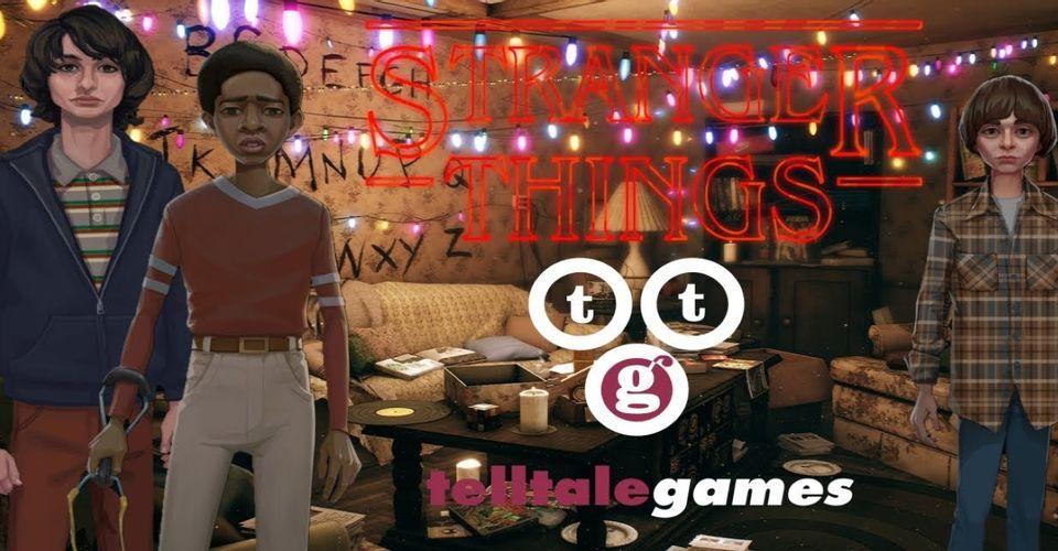 Telltale's Stranger Things OST Released Online