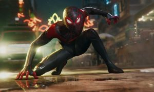 Spider-Man: Miles Morales Gives Its First Look at Prowler