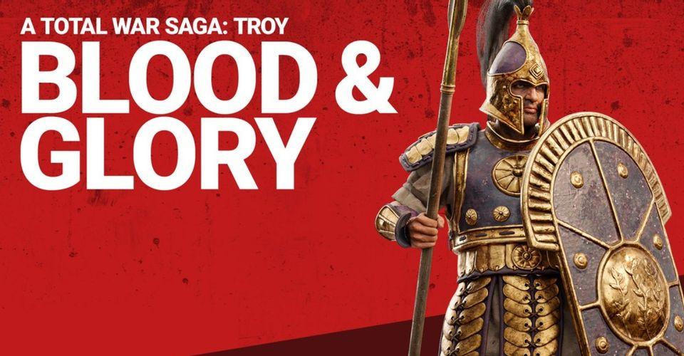 Total War Saga: Troy Blood Pack Releasing Soon