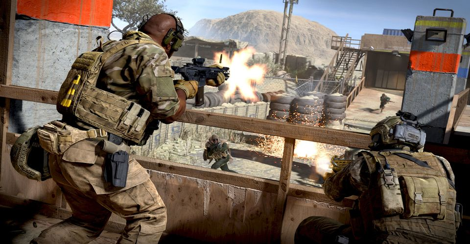 Call of Duty: Modern Warfare Glitch Leads to Unreleased Weapon Discovery