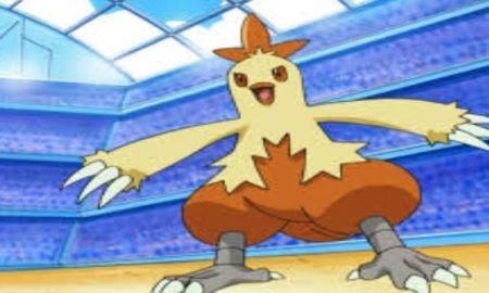 Pokemon Sword and Shield Change Combusken's Shiny Form