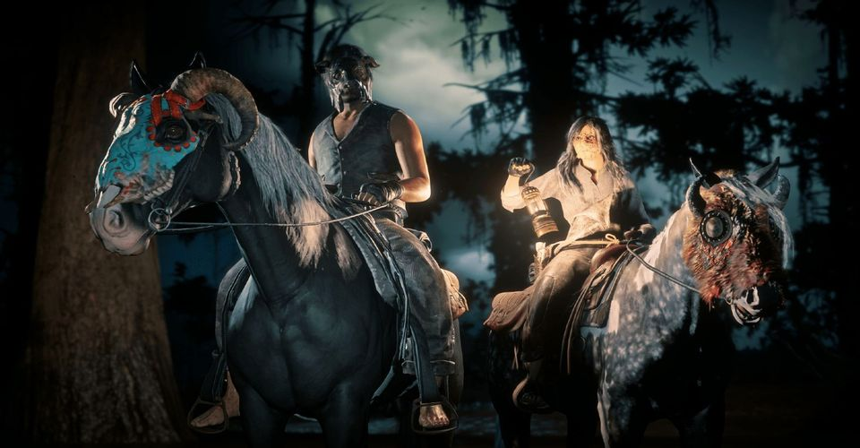 Red Dead Online Halloween Update Adds Zombies in Limited-Time Mode