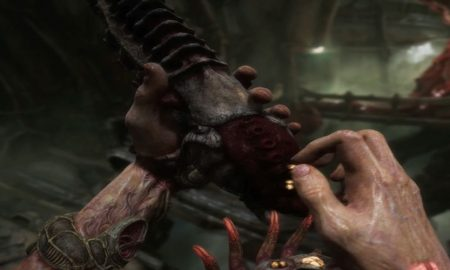 Horror FPS Scorn Shows New Xbox Series X Gameplay