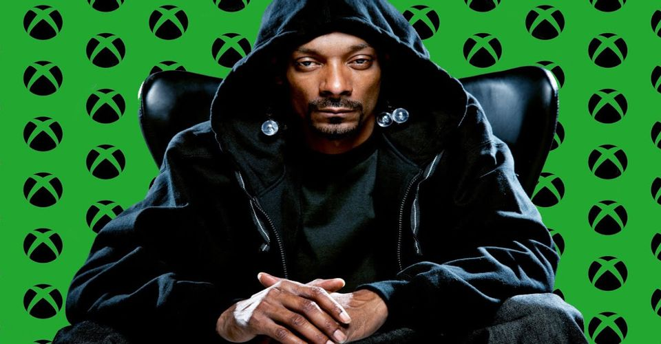 Snoop Dogg Has An Xbox Series X Fridge