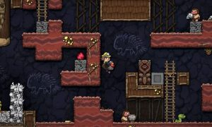 Spelunky 2 Patch Makes Opening Area Easier