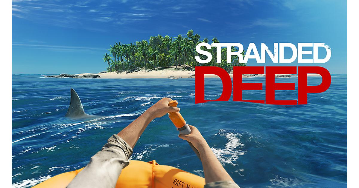 Stranded Deepl PC Version Game Free Download